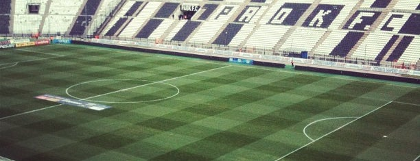 Toumba Stadium is one of International Sports~Part 2....