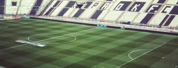 Toumba Stadium is one of International Sports~Part 2....