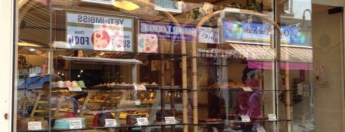 Confiserie Conditorei Eube is one of Kaffee und Kuchen FFM.