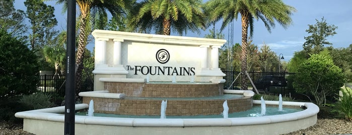The Fountains At ChampionsGate is one of Ryan'ın Beğendiği Mekanlar.