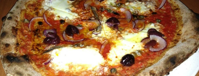Etto is one of District of  Pizza.