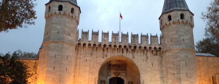 Topkapı Sarayı - Hazine is one of Kübra'nın Kaydettiği Mekanlar.