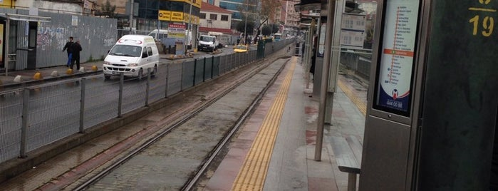 Sağmalcılar Tramvay Durağı is one of İstanbul 2.