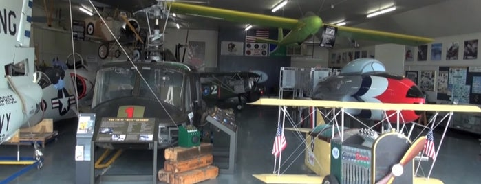 Illinois Aviation Museum is one of Chicagoland.