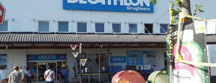 Decathlon is one of Gianni'nin Beğendiği Mekanlar.