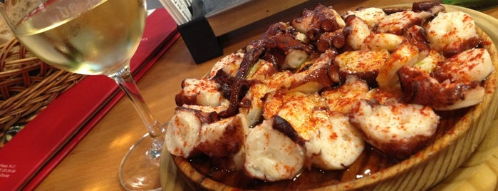 Meson Do Pulpo is one of Galicia.