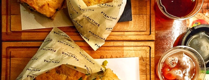Piantina Fine Fast Food is one of Istria.