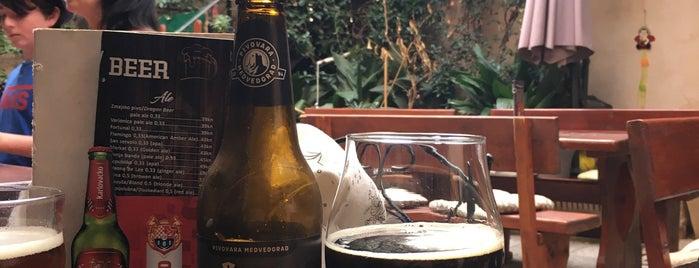 Beer Factory Dubrovnik is one of สถานที่ที่ Miguel ถูกใจ.