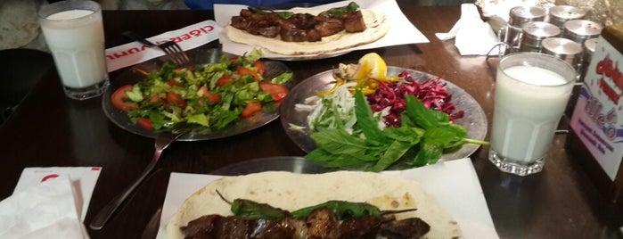 Ciğerci Yunus Usta is one of Yöresel Yemekler | Gaziantep.