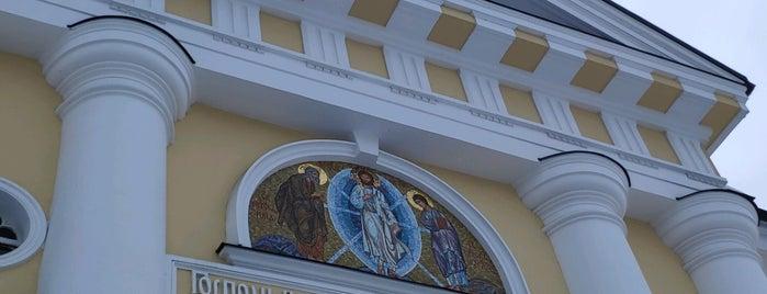 Спасо-Преображенская церковь is one of Выборг (Vyborg).