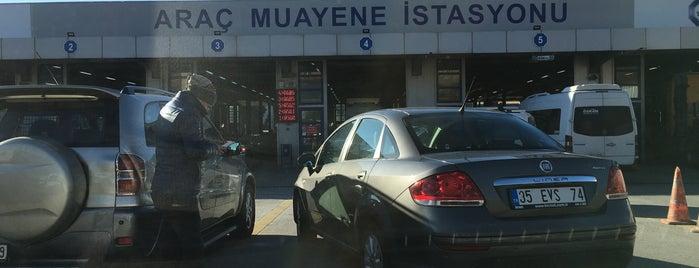 TÜVTÜRK Araç Muayene İstasyonu is one of Ali 님이 좋아한 장소.