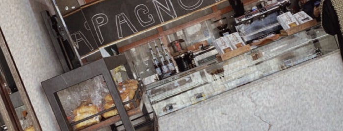 Pagnotta Bakery Shop is one of 2020 Riyadh.
