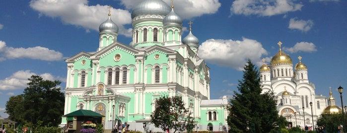 Серафимо-Дивеевский монастырь is one of Нижний Новгород.