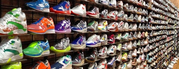 552da0b67b90d8 Flight Club is one of The 15 Best Places for Sneakers in New York City.