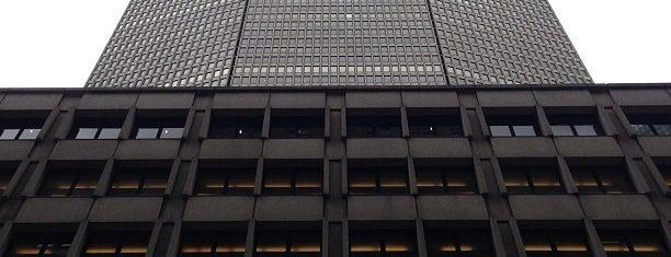 MetLife Building is one of Marvel Comics NYC Landmarks.