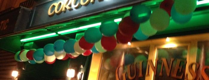 Corcoran's Irish Pub is one of Must-visit Bars in Paris.