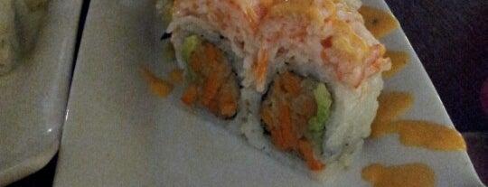 Akita Sushi is one of Orte, die Kal gefallen.