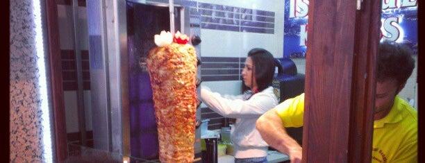 Istanbul Kebabs is one of International favies.