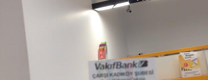 VakıfBank is one of İstanbul Etiket Bonus Mekanları Anadolu Yakası.