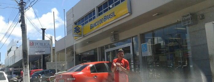 Banco do Brasil is one of ATM - Onde encontrar caixas eletrônicos.