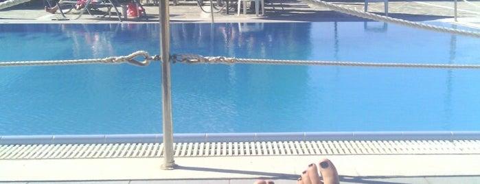 Aegean Dream Hotel is one of Lieux qui ont plu à Guclu.