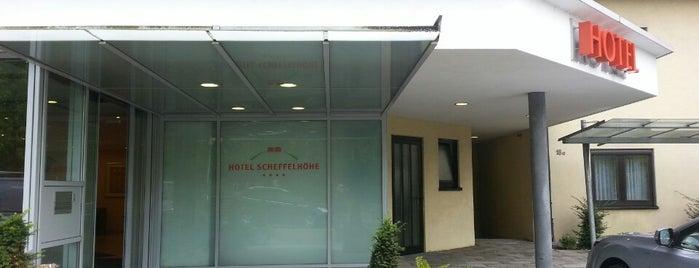 Hotel Scheffelhöhe is one of begenilerim.
