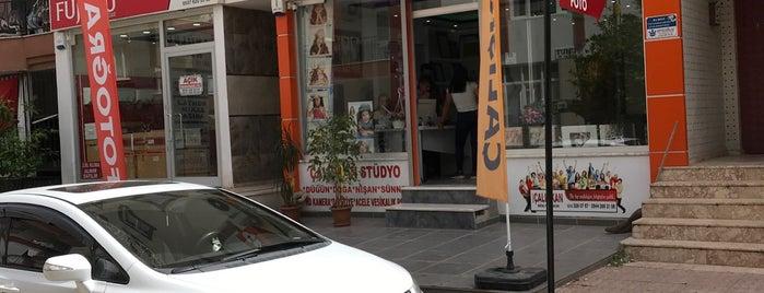 Stüdyo Çalışkan is one of สถานที่ที่ Adem ถูกใจ.