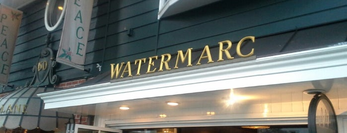 Watermarc is one of SoCal Musts.