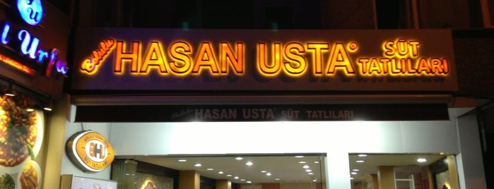 Bolulu Hasan Usta is one of Tempat yang Disimpan Gizemli.