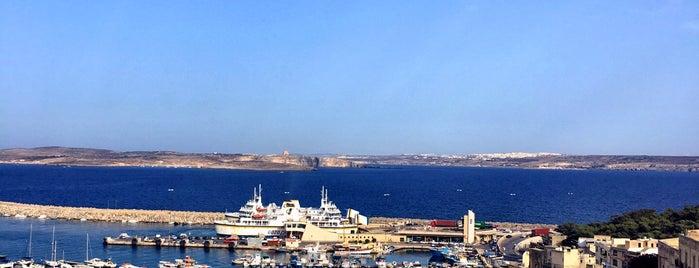 Għajnsielem is one of Tony 님이 좋아한 장소.