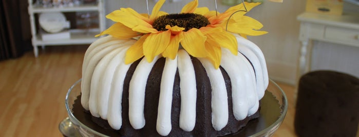Nothing Bundt Cakes is one of Austin.