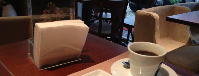 Café Café is one of Comida.