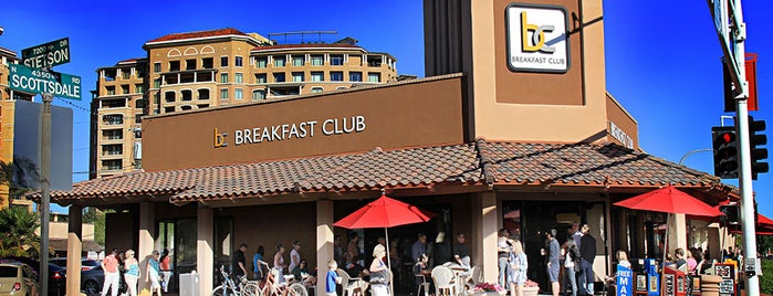 Breakfast Club is one of Phoenix, AZ.