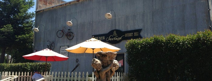 Sextant is one of SLO Wine Country.