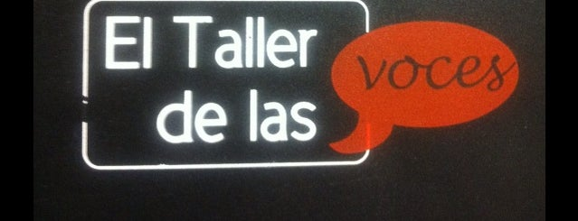 El Taller De Las Voces is one of Orte, die Nay gefallen.