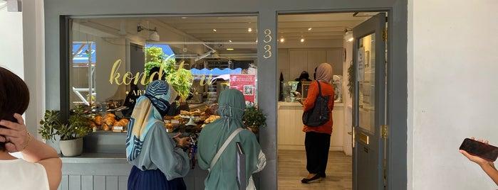 Konditori - Artisan European Bakery is one of SingSing.