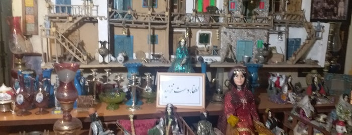 Shater Abbas Restaurant | سفرهخانه شاطرعباس is one of Tempat yang Disukai H.