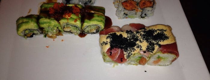 Sumou Japanese Restaurant is one of To review.