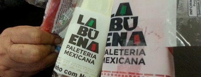 La Buena Paleteria Mexicana is one of Posti che sono piaciuti a Elcio.