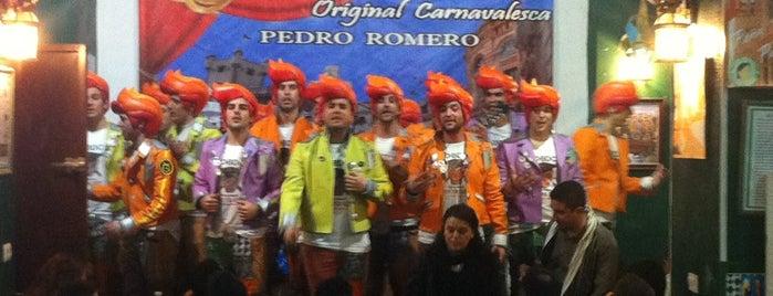 Peña Carnavalesca Pedro Romero is one of Spain - next trip.