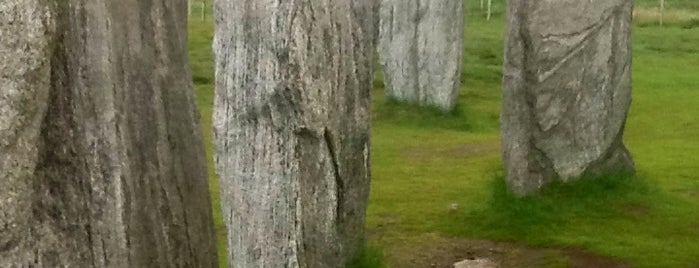 Callanish Standing Stones is one of Scotland.