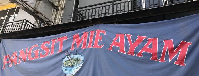 Pangsit Mie Ayam is one of Elis : понравившиеся места.