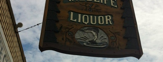 Wildlife Liquors is one of Lieux sauvegardés par Jenny.
