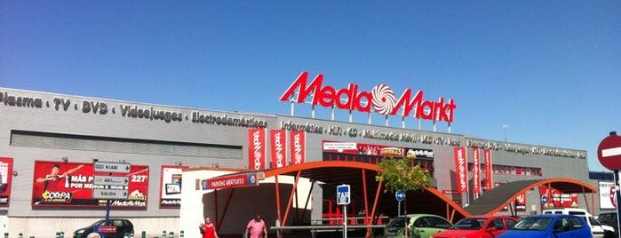 MediaMarkt is one of Posti che sono piaciuti a Miguel.