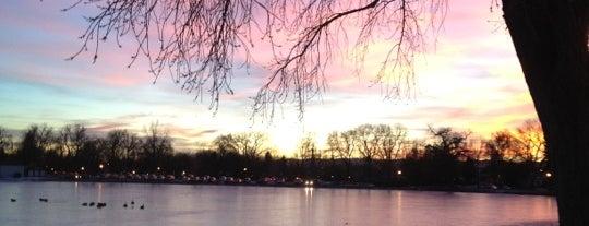 Washington Park is one of Denver.