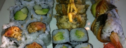 Wasabi Sushi is one of Tempat yang Disimpan Jeff.