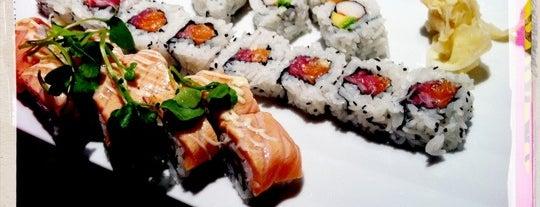 Tokyo 55 is one of Sushi Sampler.