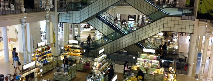 Le Bon Marché is one of Paris.