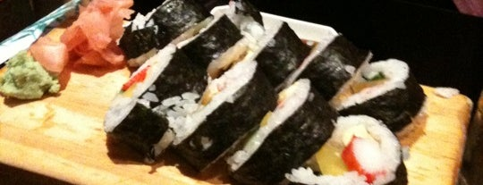 Natsu Sushi is one of To eat in Vienna.