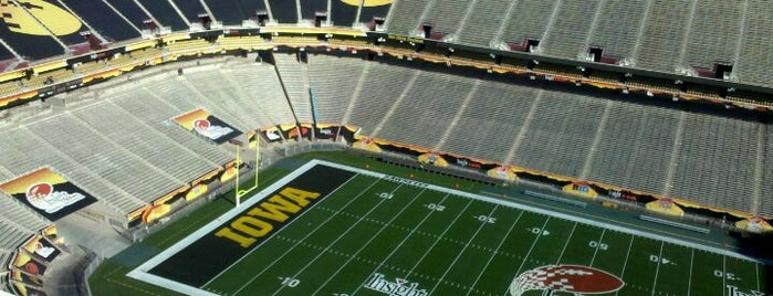 Sun Devil Stadium is one of Mill Ave District.
